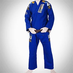 Manto Champ 3.0 Blue Jiu Jitsu Gi